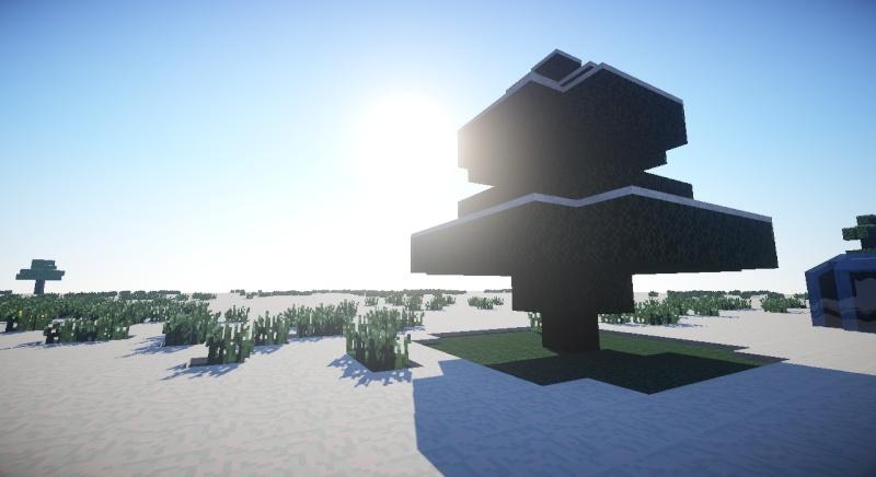 Shaders Mod y Pack para Minecraft 1.7.10 810