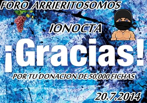 DONACION DE IONOCTA 20.7.2014 Donaci10