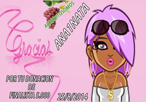 ANA1NATA DONO EL PREMIO DE FINALISTA DE CHINCHON Fondo_16