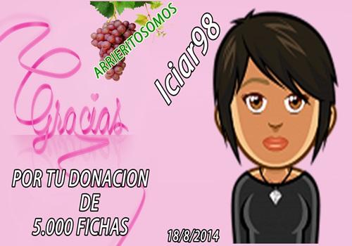 donacion de iciar98 18/8/2014 5.000 fichitas del premio de finalista Fondo_17