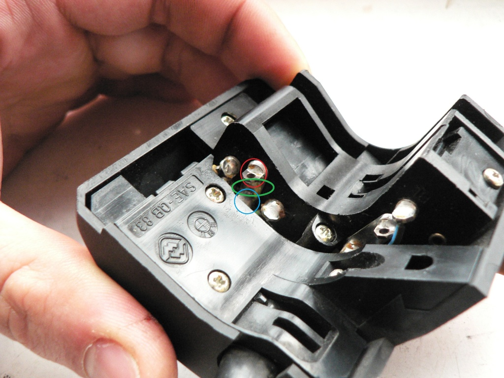 Replace switchgear K 75 P1090619