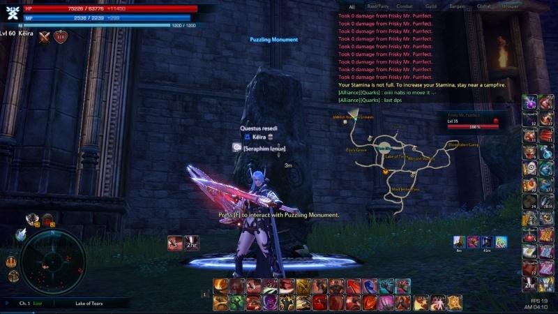 Riding Skill, Sparky (The Raptor Achievement) Tera_s28
