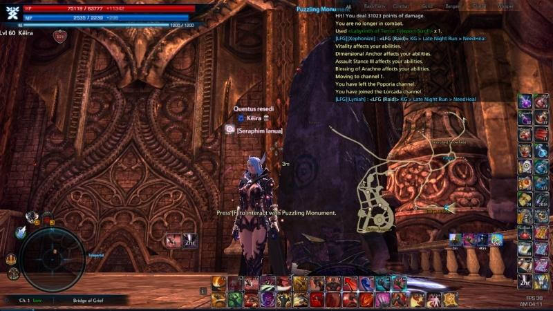 Riding Skill, Sparky (The Raptor Achievement) Tera_s29