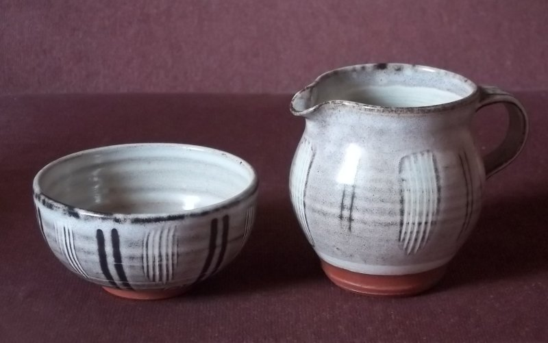 Marianne de Trey, Shinner's Bridge Pottery, Dartington 100_1772