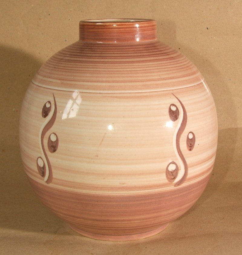 Clayburn pottery (staffs) 1950s Claybu12