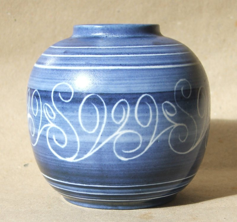 Clayburn pottery (staffs) 1950s Claybu14