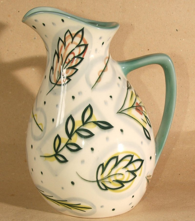 Clayburn pottery (staffs) 1950s Claybu18
