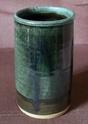 Stoneware cylinder fp. 100_1667