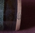 Stoneware cylinder fp. 100_1668