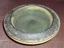 Raku stoneware bowl JBS - possibly John Brooke-Steel 100_1675