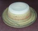 Raku stoneware bowl JBS - possibly John Brooke-Steel 100_1676