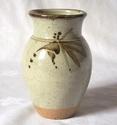 Stoneware vase Id1010