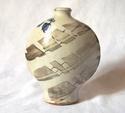 Stoneware moon flask Id40110