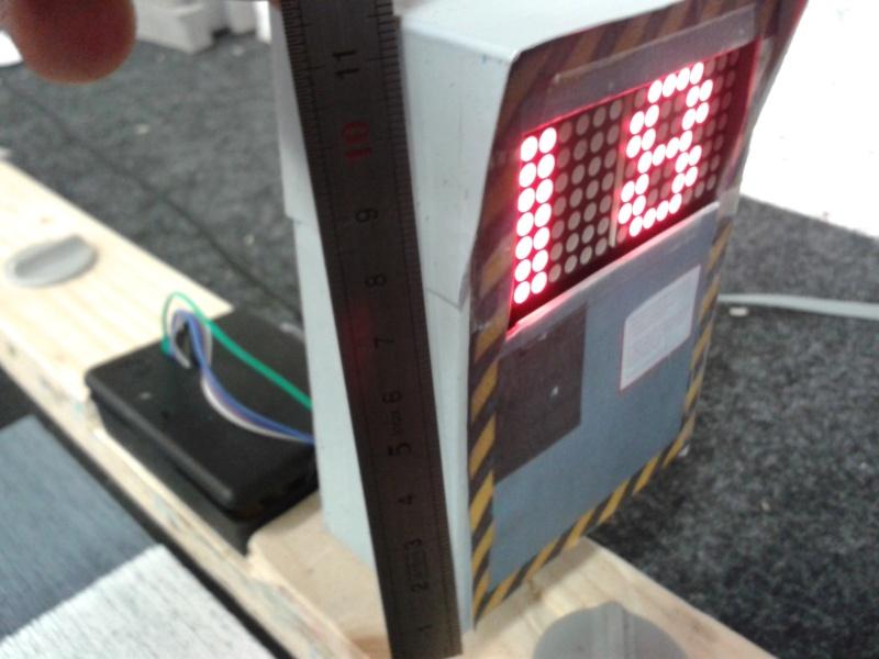 Un radar pour mini-Z 20140618