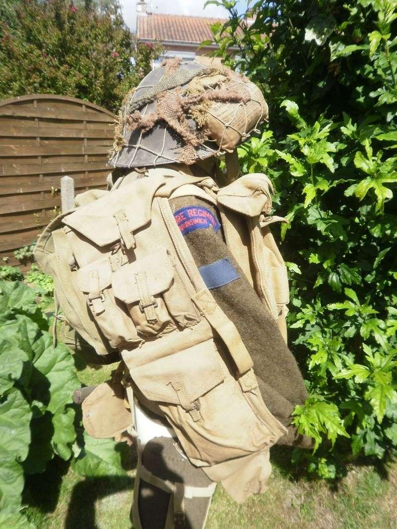 Buste soldat canadien  P6200011