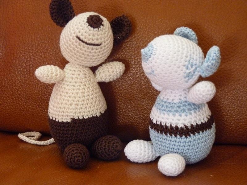 Galerie des tricots d'Anne Marie - Page 3 P1060271