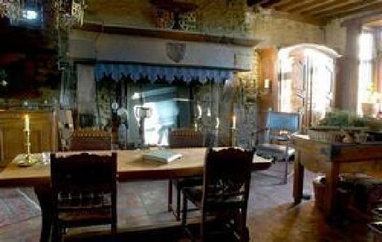 Duke and Duchess's Dining Room La-sal10