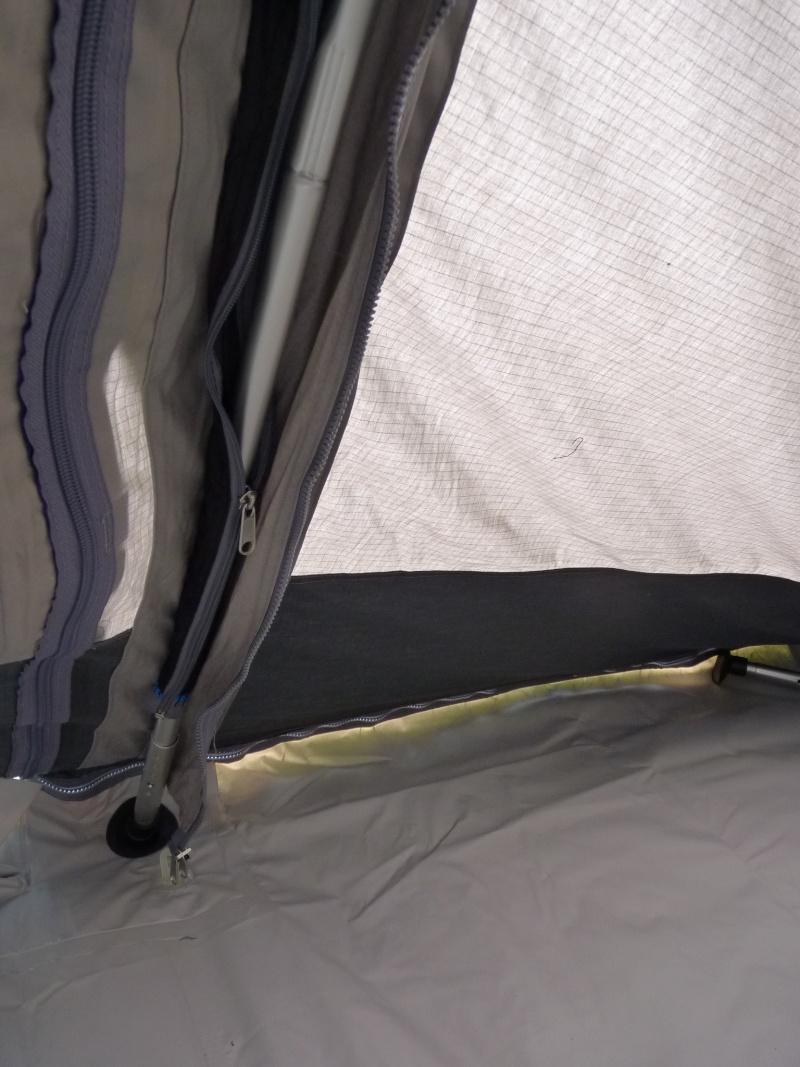 montage tente Bardini Dream Lodge 400 P1020720