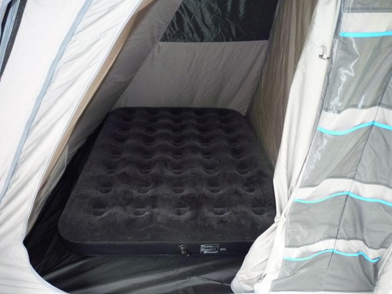 montage tente Bardini Dream Lodge 400 P1020726