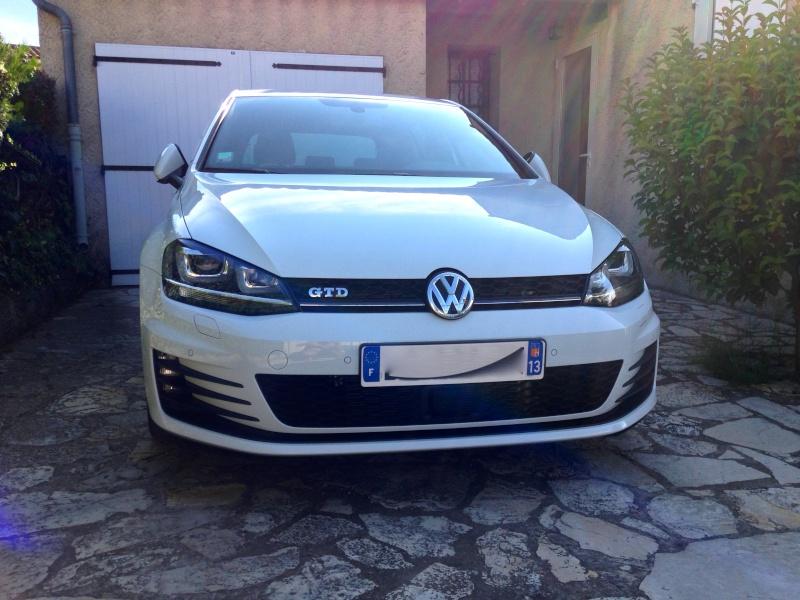 Golf 7 GTD Blanc pur Img_1316