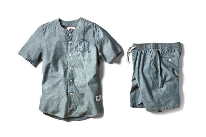 "ALIFE 2014 Summer ""Prison Blue"" Baseball Collection Alife-12"