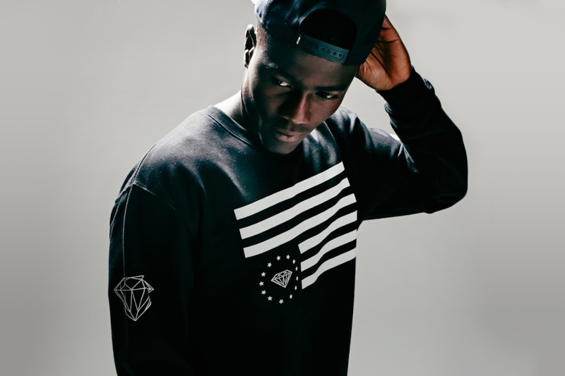 Black Scale x Diamond Supply Co. x PacSun 2014 Summer Lookbook Black-11