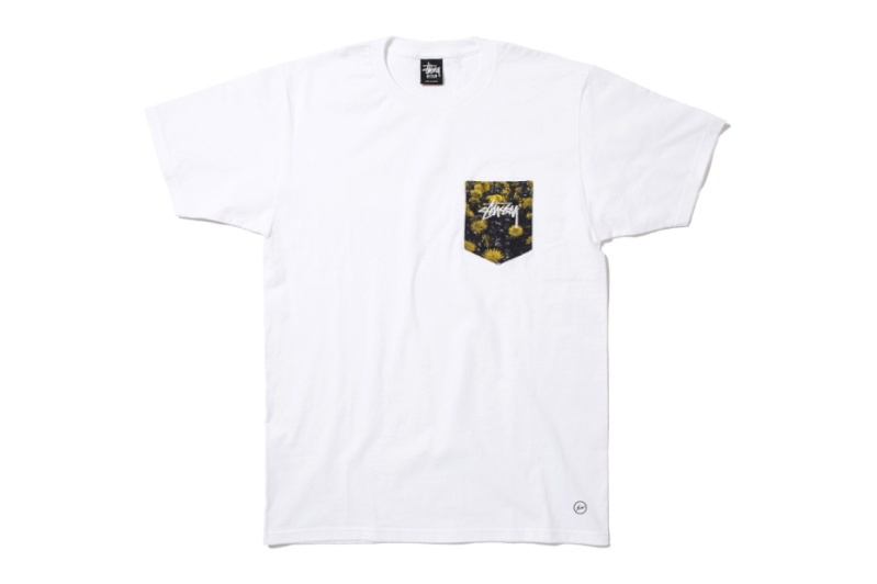 """fragment design x Stussy 2014 Summer Collection for the Floral Shop """"AMKK"""" by the POOL aoyama Fragme11"""
