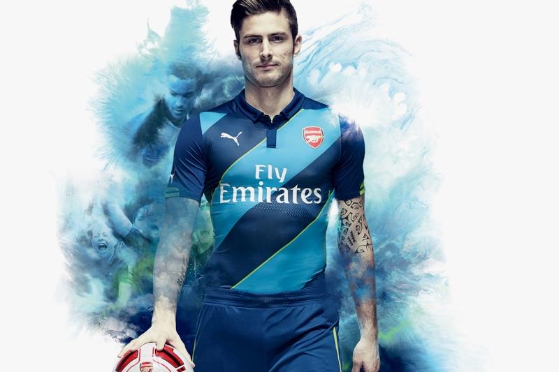 PUMA Unveils Arsenal's New 2014/15 Kits Puma-u11