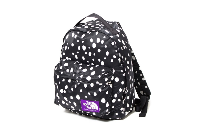 "THE NORTH FACE PURPLE LABEL 2014 Summer ""Dalmatian Print"" Collection The-no11"