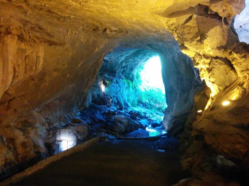 L'éso en région: visite des Grottes de Zugarramurdi 710
