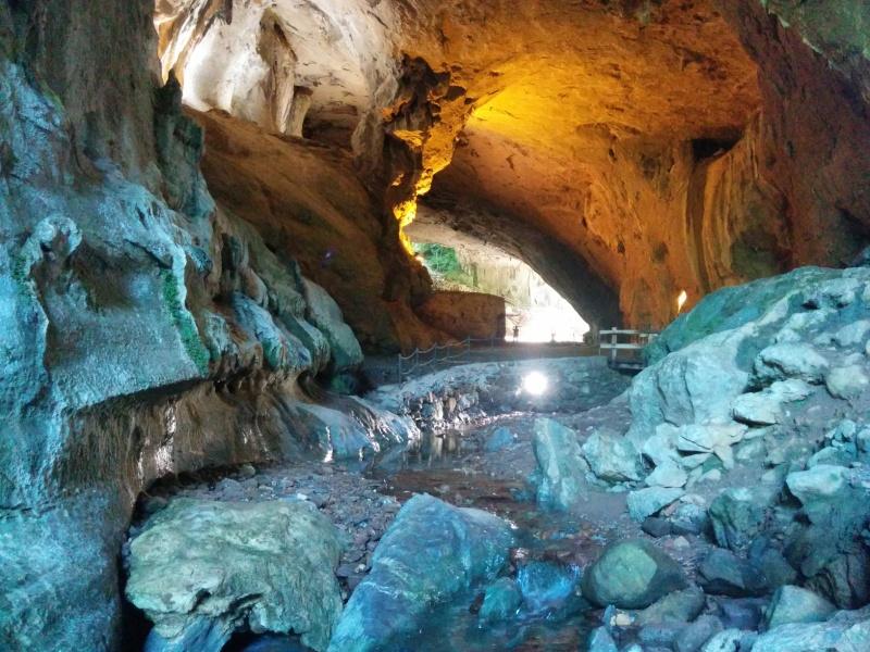 L'éso en région: visite des Grottes de Zugarramurdi 810