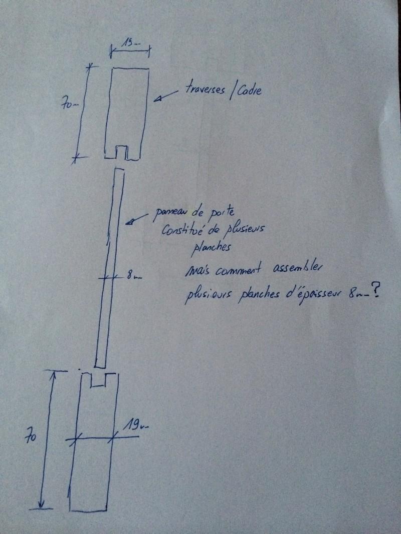 Aide pour assemblage panneaux de porte 8mm ... Photo_10
