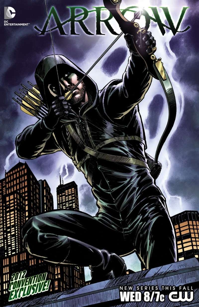 Comics de la Serie Arrow  13476310