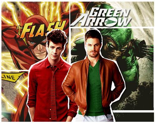 The Flash y Arrow no estsrán en el Universo DC en el Cine. Arrow-13