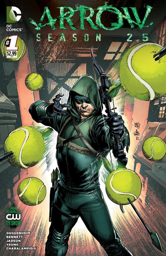 Arrow 2.5 Arrow-21