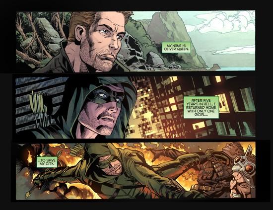 Spoilers Generales de la 3º Temporada. - Página 5 Arrow_17