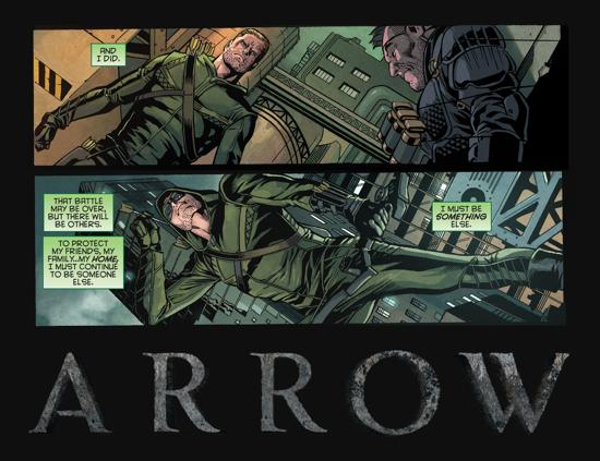 Spoilers Generales de la 3º Temporada. - Página 5 Arrow_18
