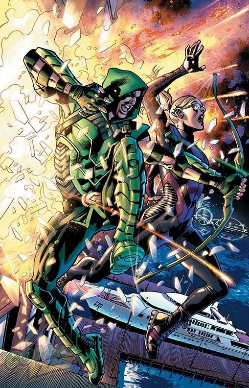 Comics de la Serie Arrow  Bvbku-10