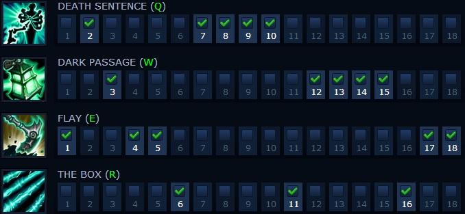 Thresh Talisman Build Skill_10
