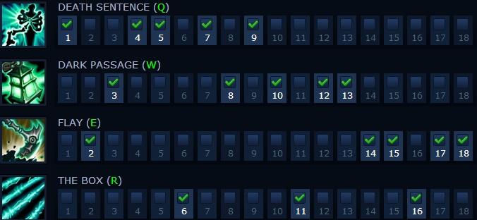 Thresh Talisman Build Skill_11