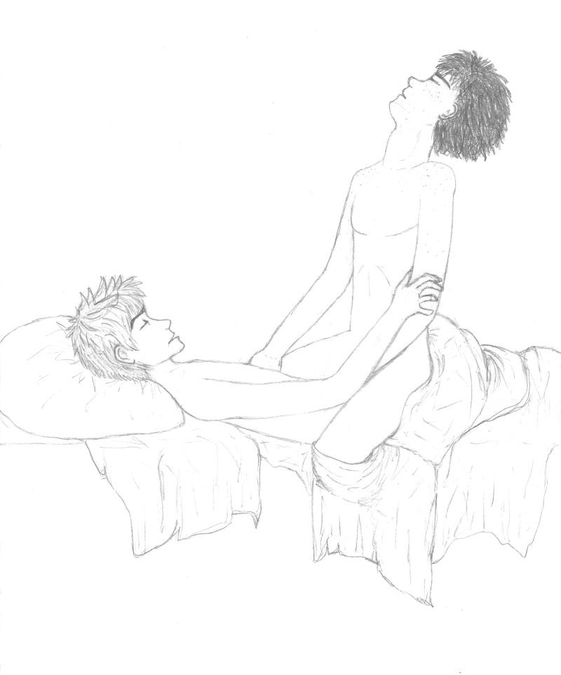Fanarts (ceci est un bien grand mot) de la dragonne Vipère Dessin16