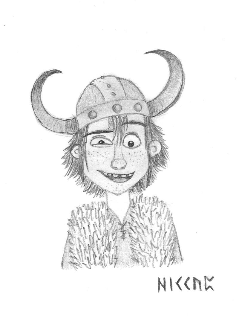 Fanarts (ceci est un bien grand mot) de la dragonne Vipère Dessin17
