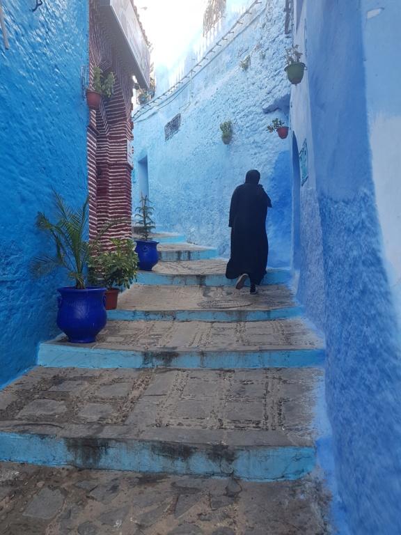 [Maroc Camp/Généralités] acces camping Azilan  chefchaouen 20200210