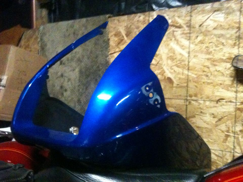 K100RS Fairing Pieces 10402511
