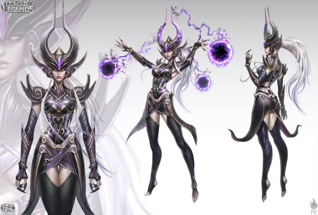 Syndra - Guide Syndra21