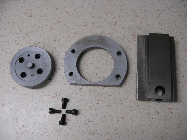 Modification chariot porte-outils. 00110