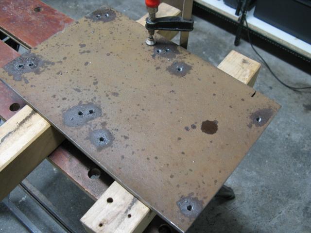 Augmenter la capacité d'une scie à ruban pour le métal. Scie0410