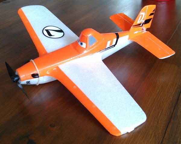 Piper Super Cub 1/7 - Page 3 Monstr10