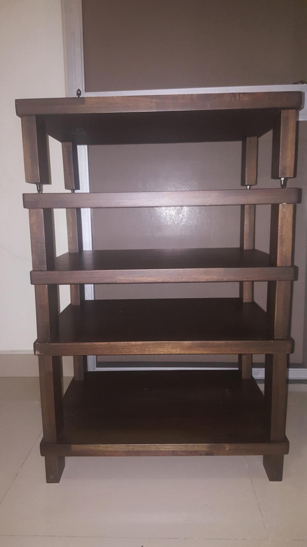 ATS 5 Tier Wooden Rack and Single Tier platform (Sold) 20190816