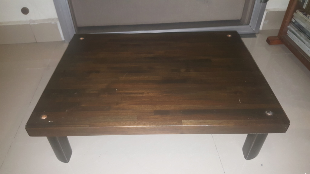 ATS 5 Tier Wooden Rack and Single Tier platform (Sold) 20190818